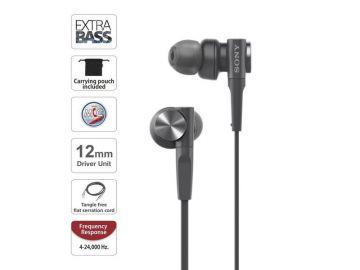 Sony MDR-XB55AP EXTRA BASS™ In-ear Wired Earphone