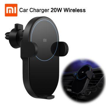 XIAOMI MI 20W Wireless Car Charger (Genuine Local Warranty)