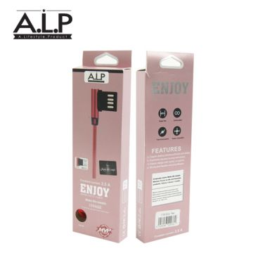 ALP K184 ENJOY High Speed Charging / Data Transfer Cable