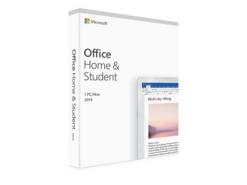 Microsoft Office Home and Student 2019 English for Windows (Word, Excel, PowerPoint)
