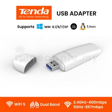 TENDA U12 (AC1200 Wireless USB Adapter)