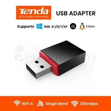 TENDA U3 (300Mbps USB Adapter)