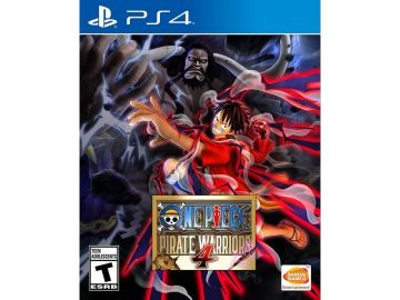 ONE PIECE: PIRATE WARRIORS 4 (PS4/R3/ENG)