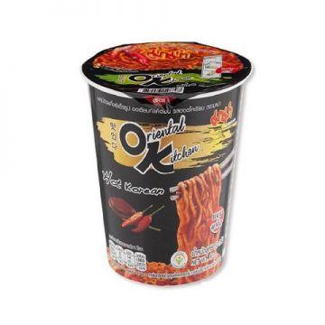 Mama Oriental Kitchen Cup -Flavour Hot Korean 80g