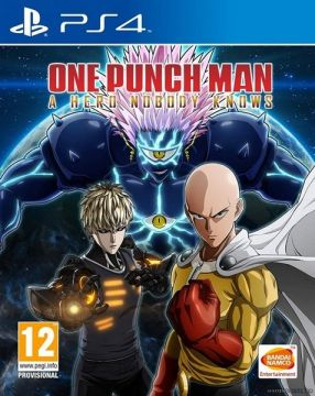 ONE PUNCH MAN: A HERO NOBODY KNOWS (PS4/R3/ENG)