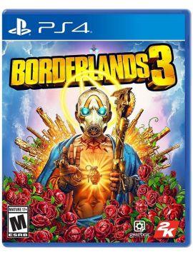 BORDERLANDS 3 (PS4/R3/ENG)