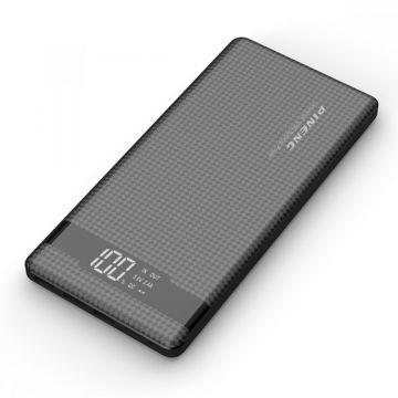 PINENG PN-962 20000mAh QC3.0 Quick Charge Type C Li-Polymer Large Powerbank (Black) (Genuine)