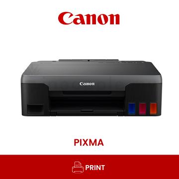 CANON Pixma G1020 Refillable Ink Tank Printer (New)