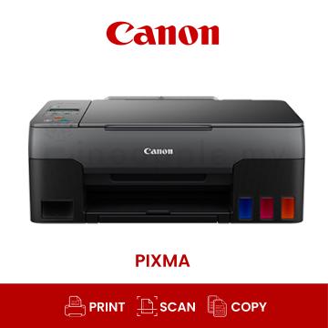 CANON Pixma G2020 AIO Refillable Ink Tank Printer (New)