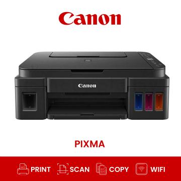 CANON Pixma G3010 AIO Wifi Refillable Ink Tank Printer