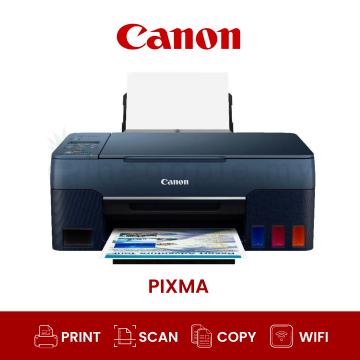 CANON Pixma G3060 AIO Wifi Refillable Ink Tank Printer (New)