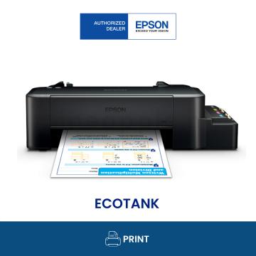 EPSON L120 Ink Tank Printer (print only)