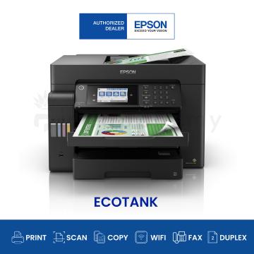 EPSON EcoTank L15150 AIO Fax Duplex Wifi Network A3+ Ink Tank Printer (New)
