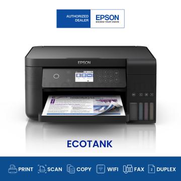 EPSON EcoTank L6160 AIO Wifi Duplex Ink Tank Printer