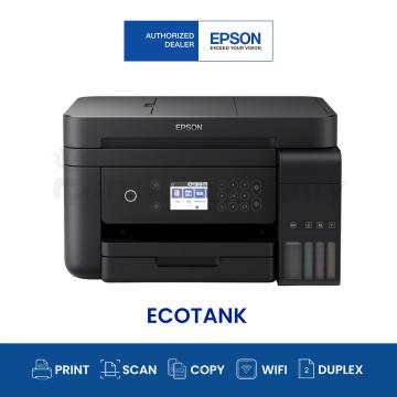 EPSON EcoTank L6170 AIO Wifi Duplex ADF Ink Tank Printer