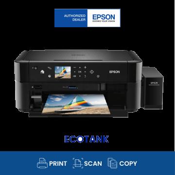EPSON EcoTank L850 AIO 6-color Photo Ink Tank Printer