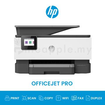 HP OfficeJet Pro 9010 AIO Fax Duplex Network Wifi Inkjet Printer
