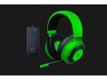 Razer Kraken Tournament Edition Gaming Headset (RZ04-02051100-R3M1) Green