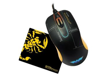 Armaggeddon Scorpion 3 Gaming Mouse 4800CPI (Free Gaming Mousemat)