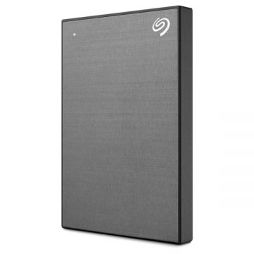 SEAGATE Backup Plus Slim 1TB USB3.0 Portable Hard Drive (STHN1000405) (Space Grey)