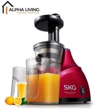 SKG/ALPHA S (KEA0232) Slow Juicemaker Extractor Fruits Vegetable Juice Machine