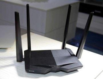 Tenda AC10U AC1200 Smart Dual Band Gigabit Wifi Router