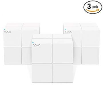 Tenda nova MW6  ( 3 Pcs Pack ) Whole Home Mesh Wifi System