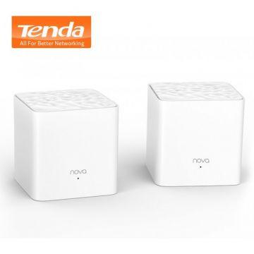 Tenda nova MW3 ( 2pcs Pack ) AC1200 Whole Home Mesh Wifi System