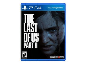 THE LAST OF US PART II (PS4/R3/ENG,CHN)