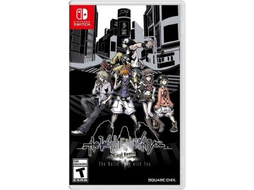 The World Ends with You®: Final Remix - (Nintendo Switch)