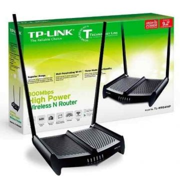 TP-Link TL-WR841HP 300Mbps High Power Wireless N Router