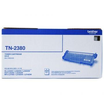BROTHER TN-2380 Black Toner Cartridge (2,600 pages) (TN2360 / TN2380 / DR2355)