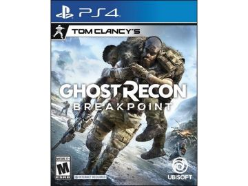 TOM CLANCY'S GHOST RECON BREAKPOINT STANDARD EDITION (PS4/R3/ENG,CHN)