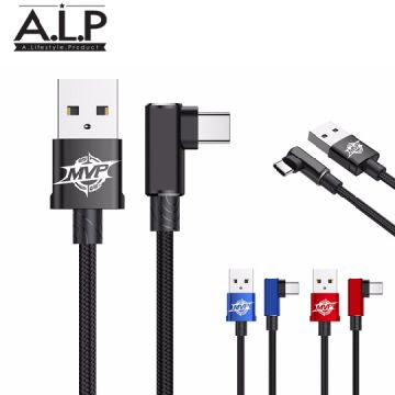 CABLE - ALP K173 CABLE 20CM (TYPE-C IOS MICRO USB)