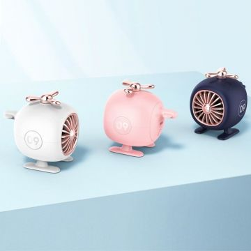 VAREO Helicopter Bluetooth Speaker (Pink / White / Blue)
