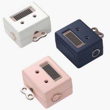 VAREO Robot Bluetooth Speaker (Pink/White/Dark Blue)