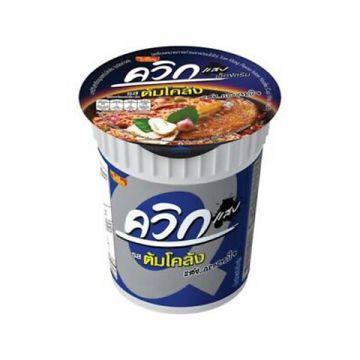THAILAND WAI WAI Cup Noodle - Flavour Tom Klong 60g