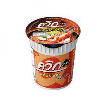 THAILAND WAI WAI Cup Noodle - Flavour Tom Yum Shrimp 60g