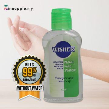 Wisher Hand Sanitizer (60ml)