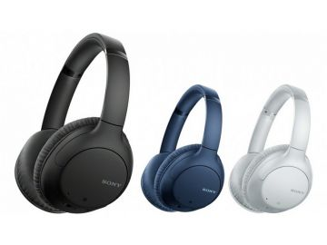 Sony WH-CH710N Bluetooth Wireless Headphones Over-Ear Noise Cancelling with Dual Noise Sensor & Ambient Sound