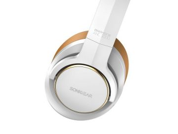 SonicGear AirPhone ANC3000 Active Noise Cancelling Foldable Bluetooth Headphone