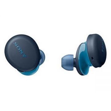 Sony WF-XB700 Truly Wireless Headphones with EXTRA BASS™ (Black / Blue)