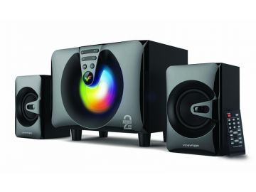 VINNFIER Xenon 2BTR 2.1 Speaker with Built in Bluetooth, FM, SD Card and USB