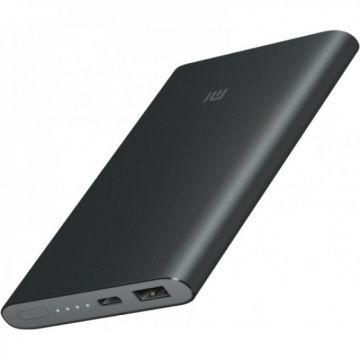 XIAOMI MI Powerbank 2S 10000mAh 18W Fast Charge Li-Polymer (Black) (Genuine)
