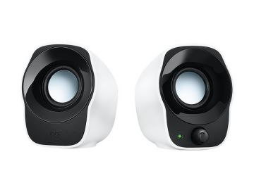 Logitech Z120 Mini USB Powered Stereo Speakers (980-000514)