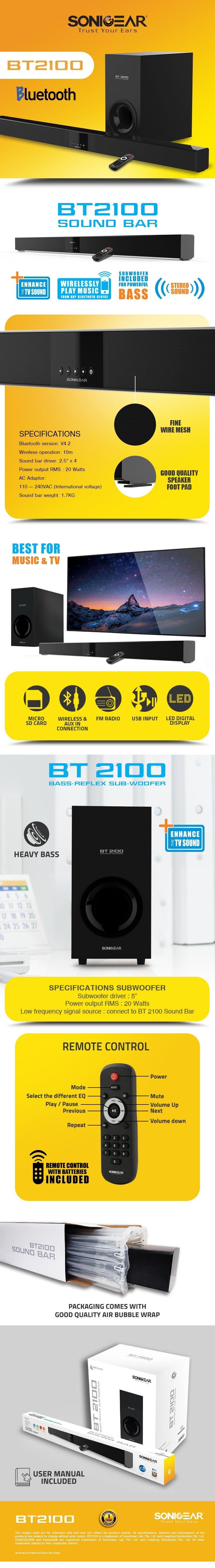BT2100